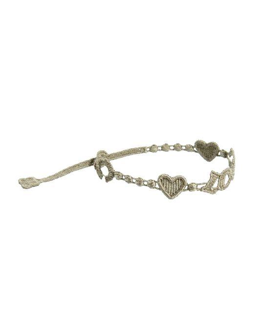Cruciani - Metallic Bracelets - Lyst