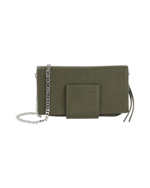 French Connection - Green Cross-body Bag - Lyst