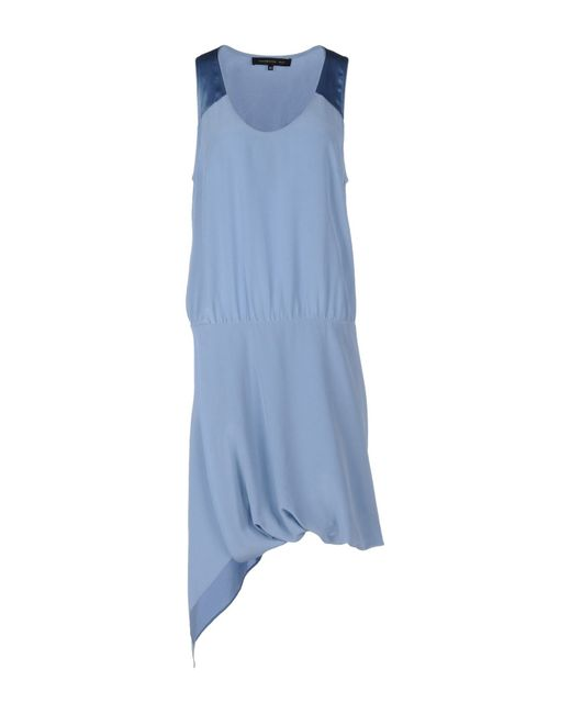 Barbara Bui | Blue Knee-length Dress | Lyst