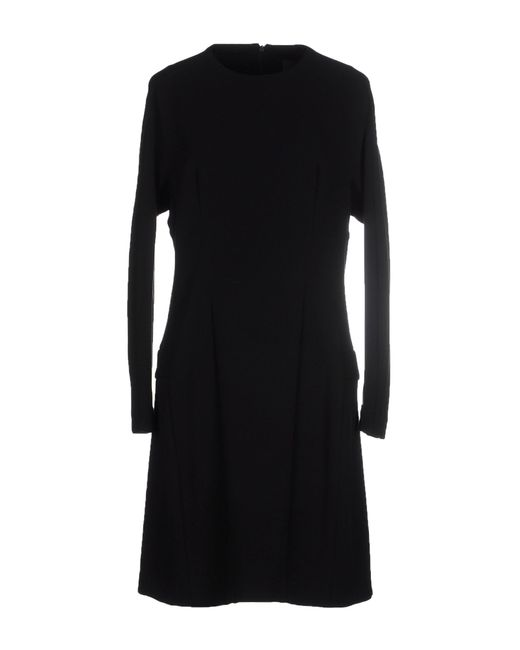 Jo No Fui   Black Short Dress   Lyst