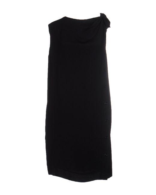 See By Chloé   Black Short Dress   Lyst