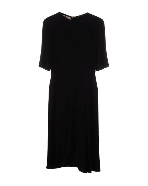 Marni | Black Knee-length Dress | Lyst