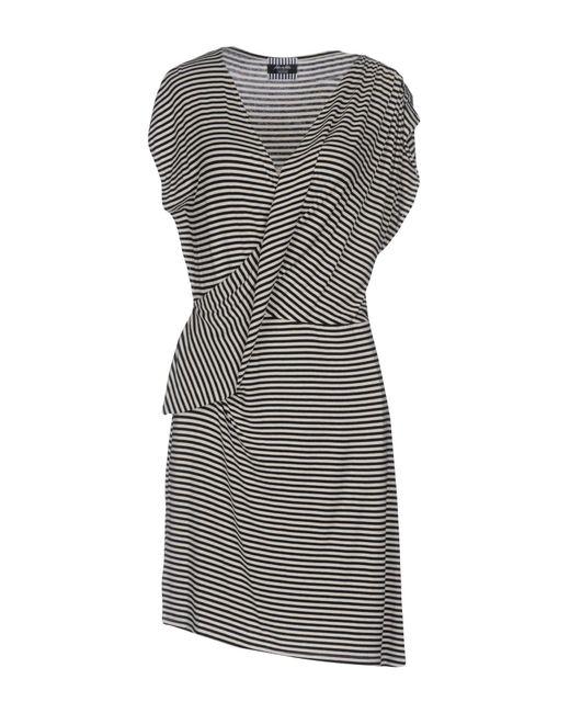 Kor@kor | White Short Dress | Lyst