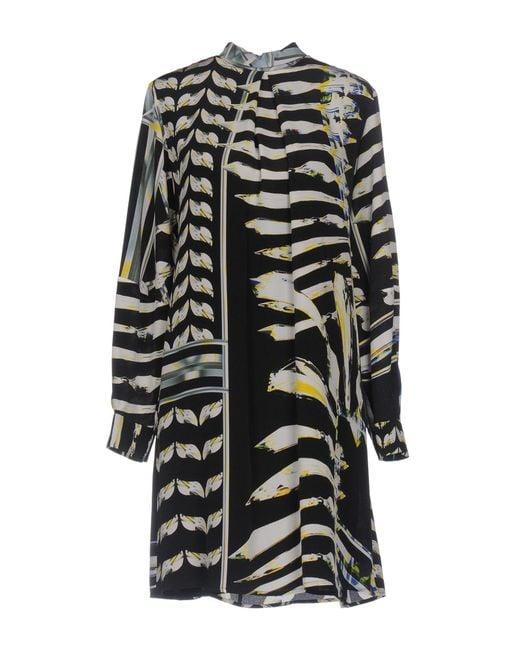 Lala Berlin   Black Short Dress   Lyst