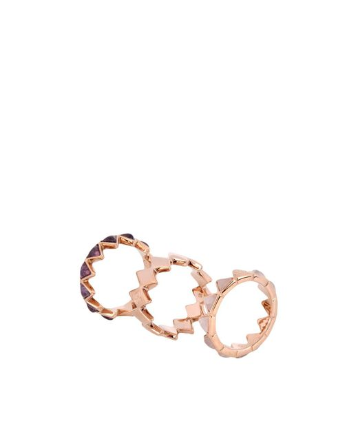 Tory Burch - Multicolor Ring - Lyst
