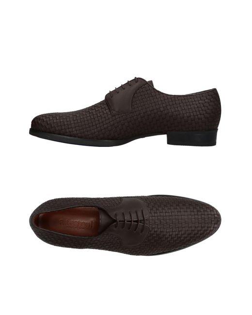 A.testoni Chaussures À Lacets go8dpFw