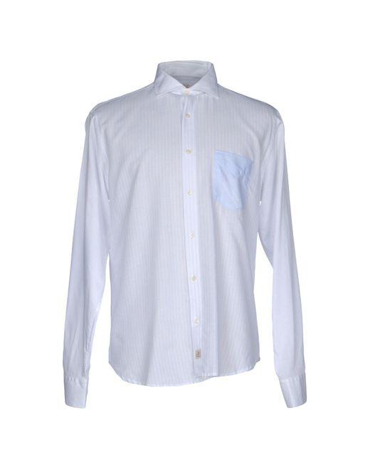 Smythson | White Shirt for Men | Lyst