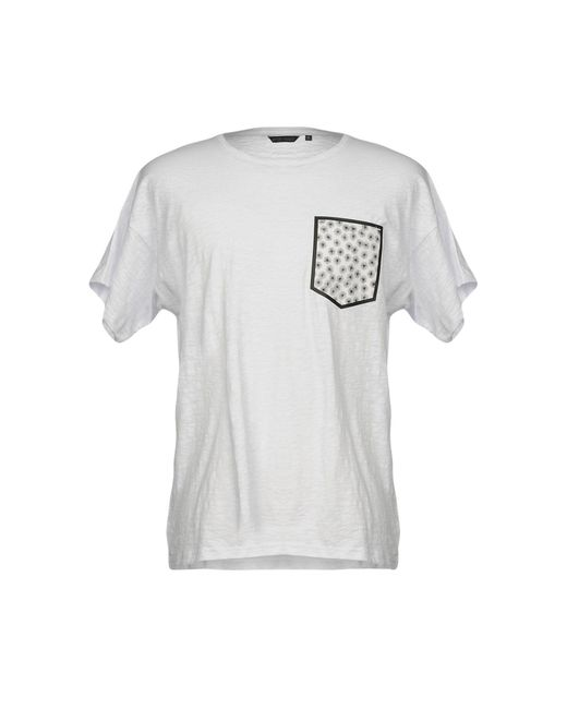 Antony Morato - White T-shirt for Men - Lyst