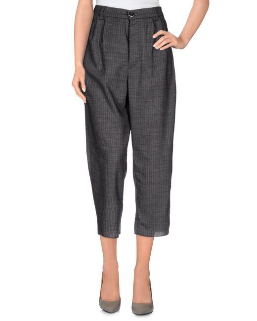 Barena | Gray Casual Pants | Lyst
