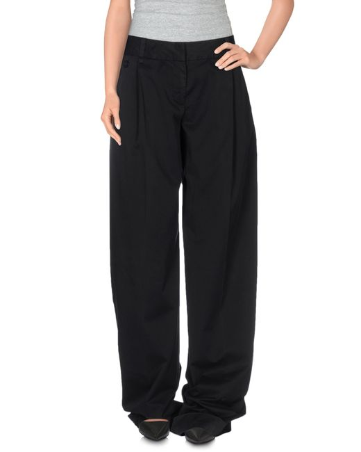 John Galliano | Black Casual Pants | Lyst