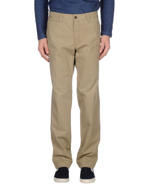 Marina Yachting | Brown Casual Pants for Men | Lyst