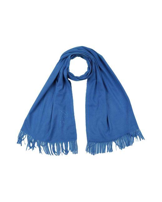 Écharpe John Richmond pour homme en coloris Blue
