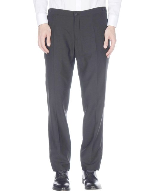 Dolce & Gabbana | Black Casual Pants for Men | Lyst