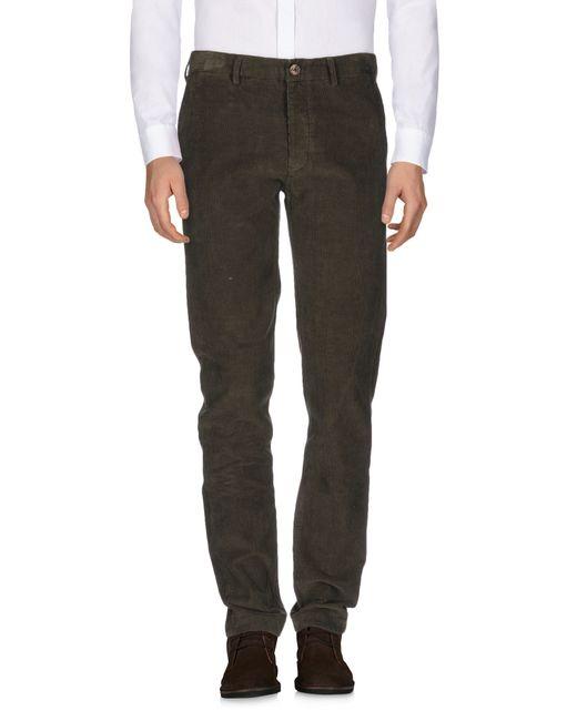 Ben Sherman | Green Chino Pants for Men | Lyst