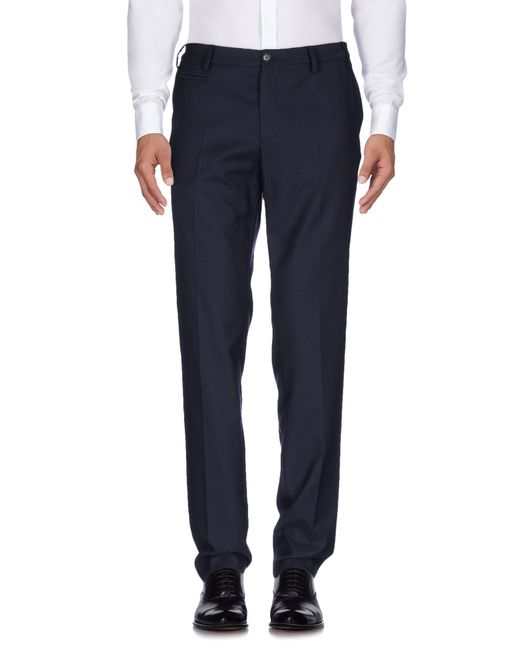 Patrizia Pepe | Blue Casual Pants for Men | Lyst