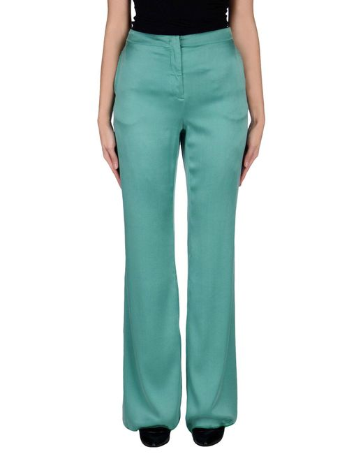 Maliparmi | Green Casual Trouser | Lyst
