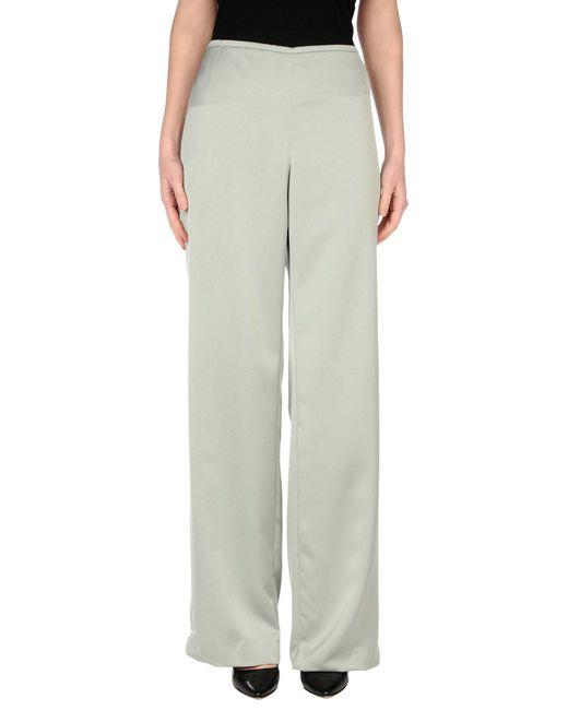 Armani | Green Casual Pants | Lyst