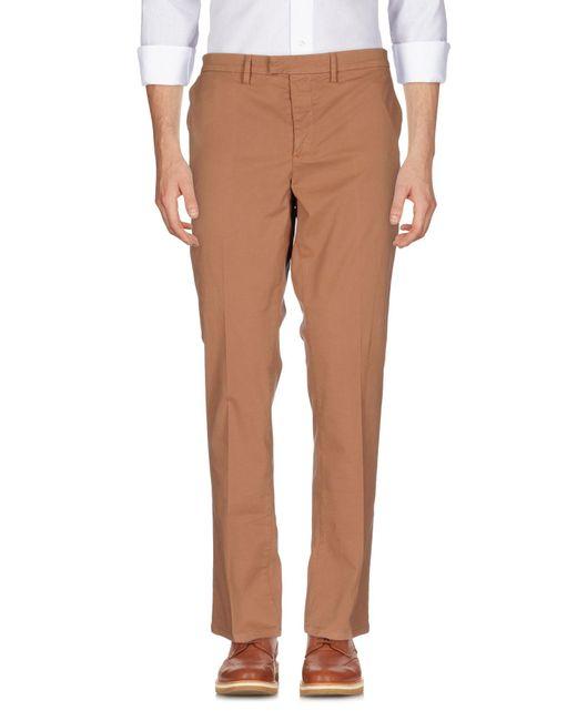 Haikure   Brown Casual Trouser for Men   Lyst