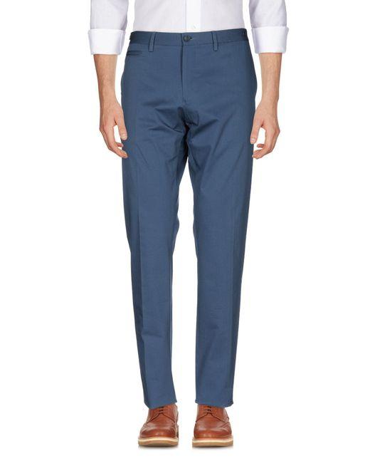 Patrizia Pepe | Blue Casual Pants for Men | Lyst