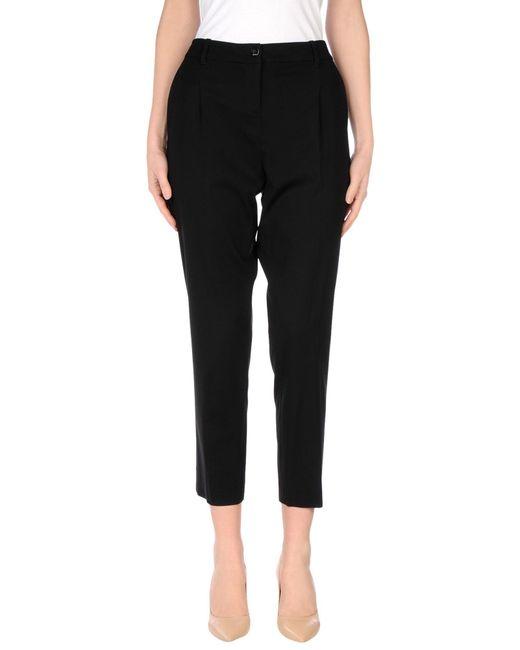 Liu Jo | Black Casual Pants | Lyst