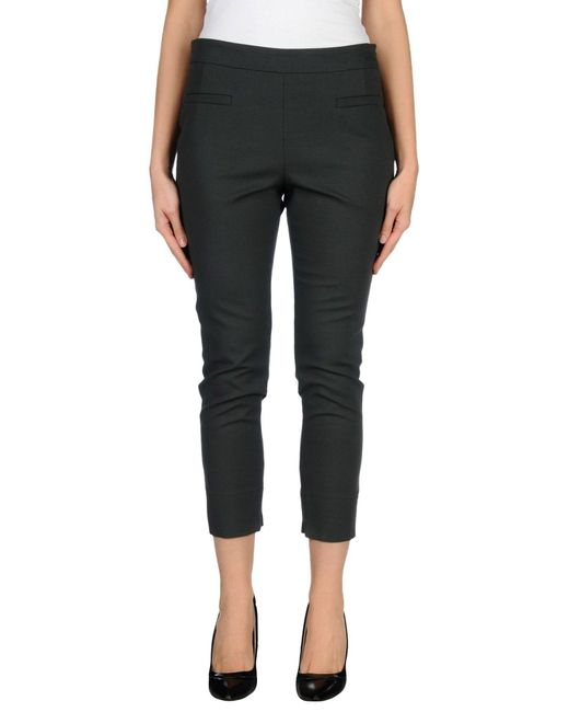 ODEEH | Black Casual Trouser | Lyst