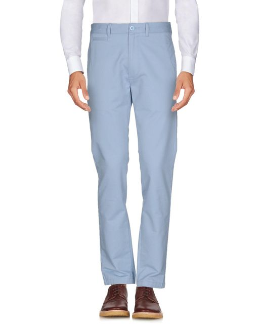 Grayers - Blue Casual Pants for Men - Lyst