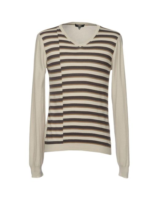 CoSTUME NATIONAL - Natural Sweaters for Men - Lyst