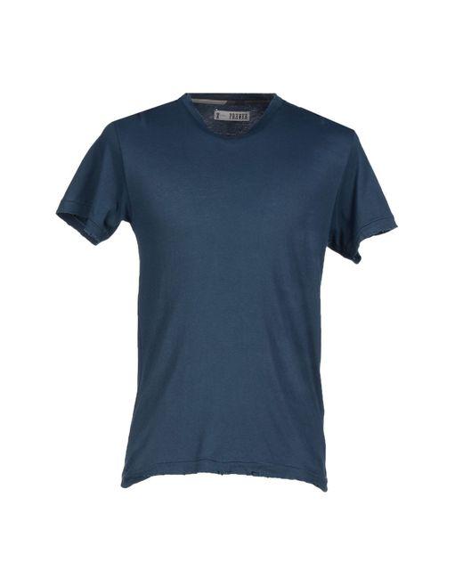Prever | Blue T-shirt for Men | Lyst