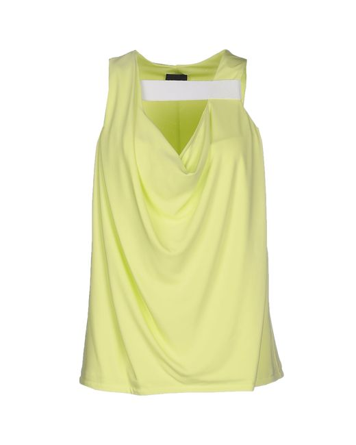 Just Cavalli | Green Top | Lyst