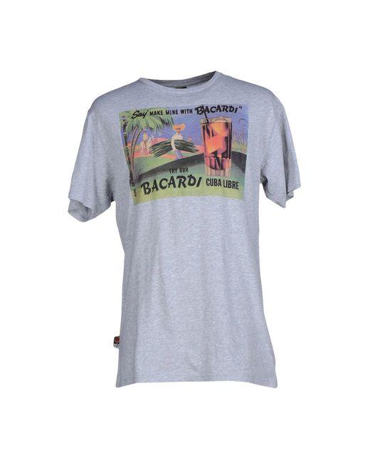 Blomor   Gray T-shirt for Men   Lyst