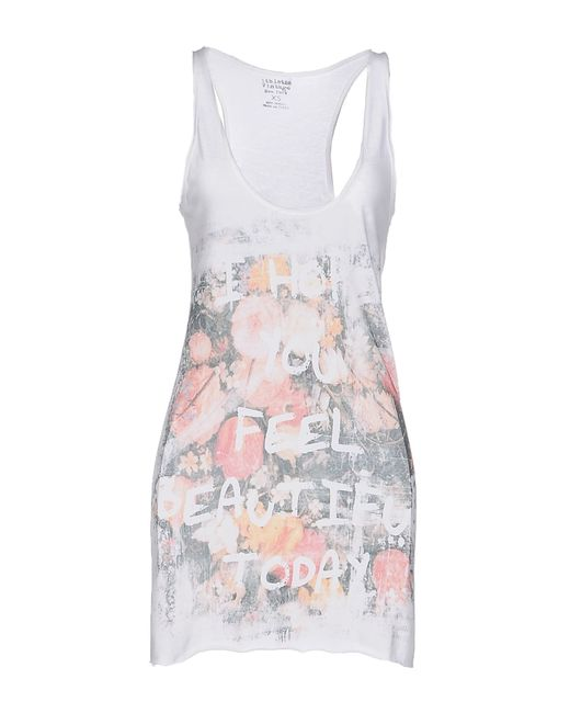 Athletic Vintage | White Tank Top | Lyst