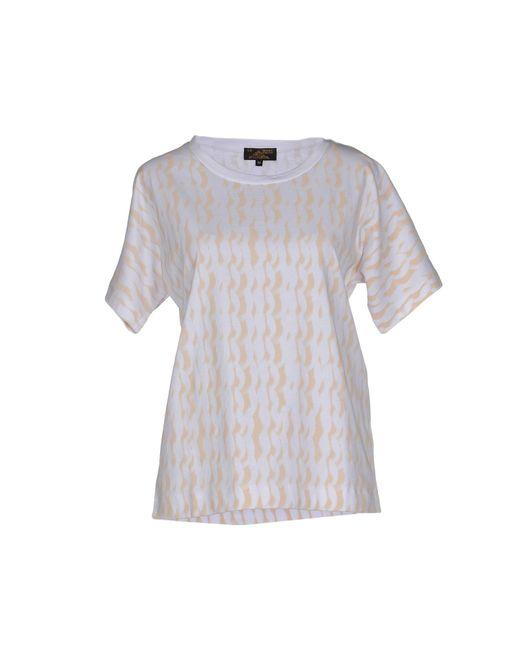 Le Mont St Michel | Natural T-shirt | Lyst