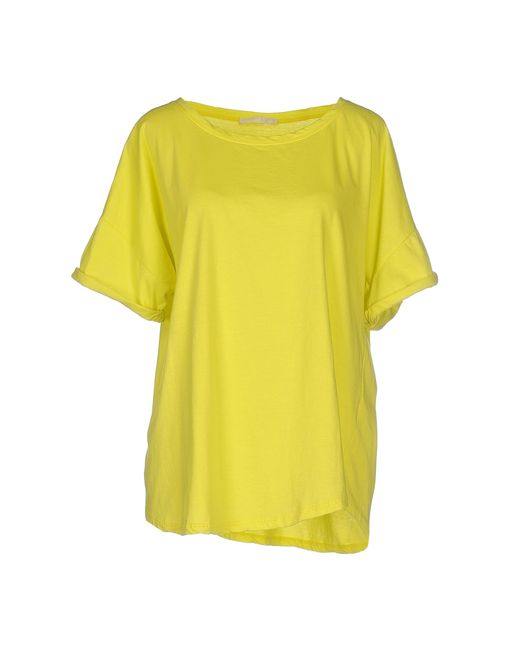 Nioi | Yellow T-shirt | Lyst