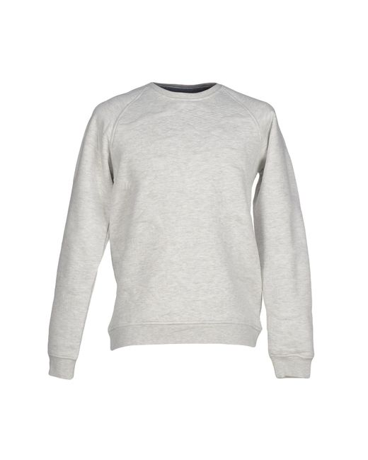 Originals By Jack & Jones | Gray Sweatshirt for Men | Lyst