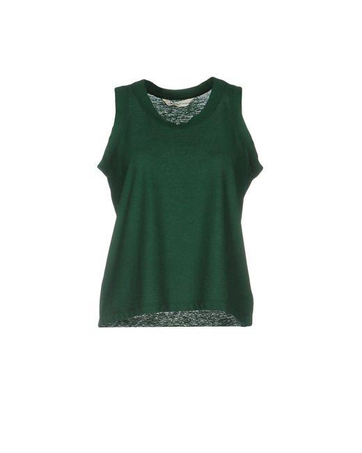 Golden Goose Deluxe Brand | Green Vest | Lyst
