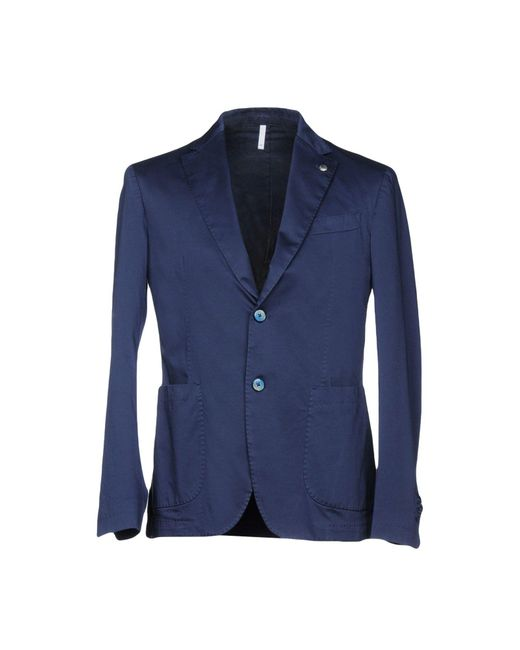 Domenico Tagliente - Blue Blazers for Men - Lyst