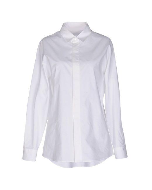 Marni | White Shirt | Lyst