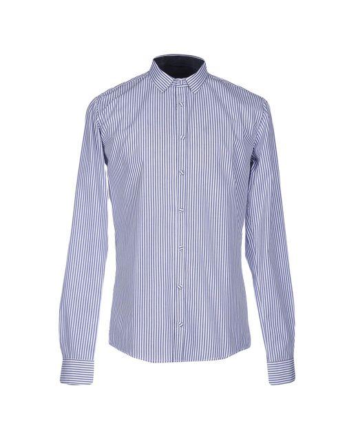 Vito | Blue Shirt for Men | Lyst
