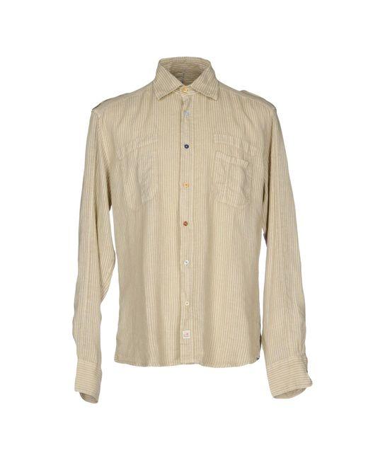 Smythson | Natural Shirt for Men | Lyst