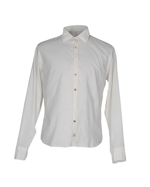 Smythson | White Shirt for Men | Lyst