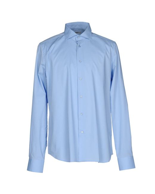 Liu Jo | Blue Shirt for Men | Lyst
