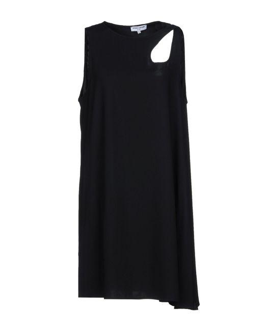 Opening Ceremony - Black Short Dress - Lyst