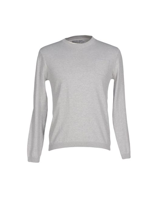 Obvious Basic | Gray Sweater for Men | Lyst