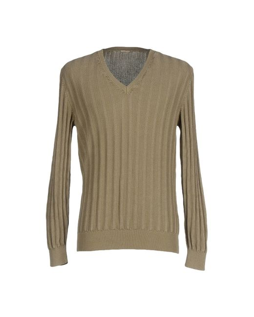 Massimo Alba | Natural Sweater for Men | Lyst