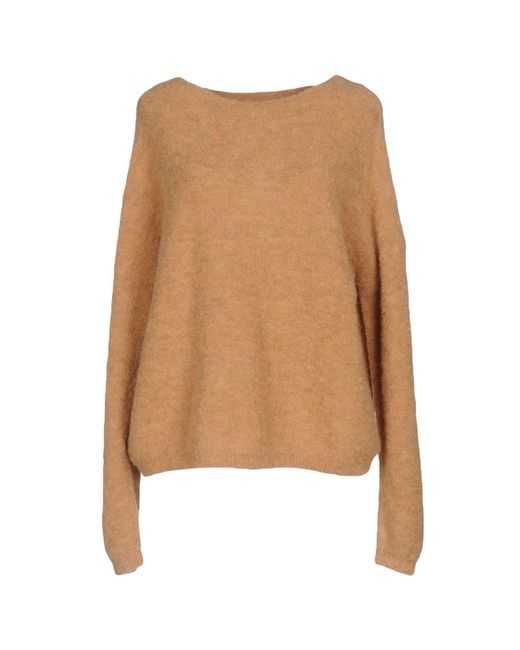Just In Case | Natural Jumper | Lyst