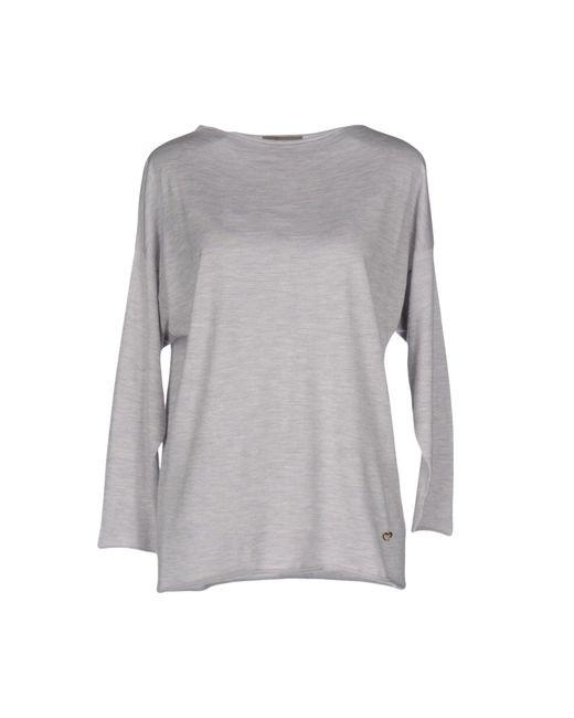 Cruciani | Gray Sweater | Lyst
