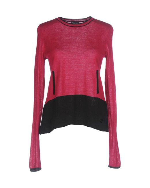Armani Jeans | Pink Sweater | Lyst