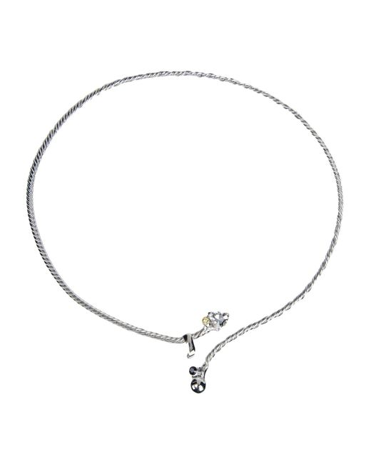 MAX&Co. | Metallic Necklace | Lyst