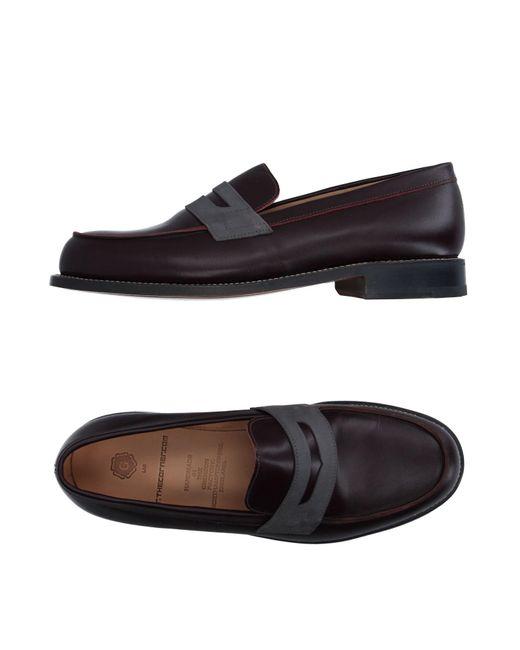 GRENSON | Brown Loafer for Men | Lyst