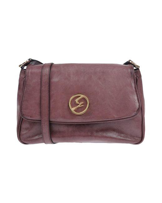 Gattinoni - Brown Cross-body Bags - Lyst